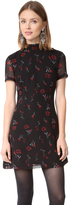 BB Dakota Benhill Tossed Rose Dress
