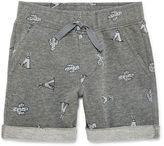 Arizona Azb Soft Short Pull-On Shorts Baby Boys