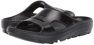 Spenco Fusion 2 Slide Fade (Black) Women's Sandals