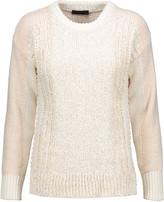 Belstaff Kenworthy cotton-blend bouclé sweater