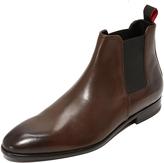 HUGO Burnished Calf Chelsea Boots