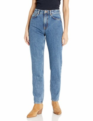 Nudie Jeans Women's Breezy Britt Friendly Blue 29/30