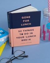 Books 52 Things to Do On Your Lunch Break Book