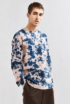 Urban Outfitters Dye Effect Long Sleeve Tee