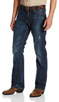 Stetson Men's Modern Fit Classic X Stitched Jeans