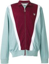 Fila zipped logo sweatshirt