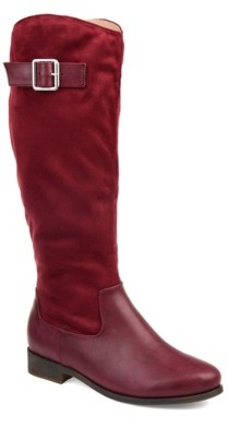 Journee Collection Frenchy Riding Boot