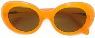 Acne Studios Mustang oval sunglasses