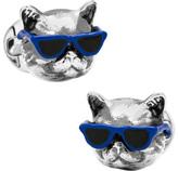 Cufflinks Inc. Men's Party Animal Cat Cufflinks