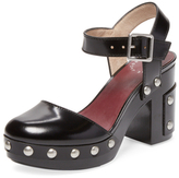 Marc by Marc Jacobs Kiki Studded Leather Clog