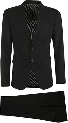 DSQUARED2 Single-breasted Buttoned Blazer