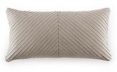 DwellStudio Dwell Studio Pleated Linen Oblong Decorative Pillow, 12 x 24