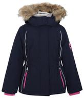 George Faux Fur Trim Waterproof Coat