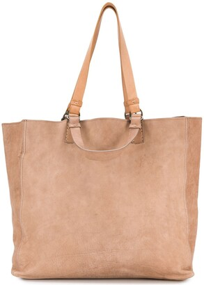 Officine Creative Classic Shoulder Tote