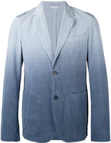 Jil Sander ombre blazer - men - Cotton/Viscose - 50