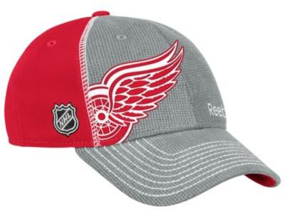 Reebok NHL Structured Cap - Red Wings