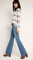 Esprit OUTLET flared jean w stretch