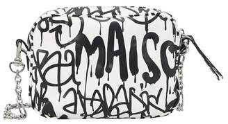 Maison Margiela Glam Slam printed crossbody bag