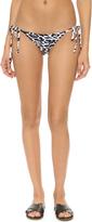 Norma Kamali String Bikini Bottoms