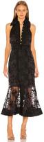 Keepsake Vision Midi Dress
