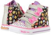 Skechers Shuffles 10687N Lights Girls Shoes
