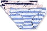 Pretty Polly Women's Adriane Bloomer Set of 3 Bikini
