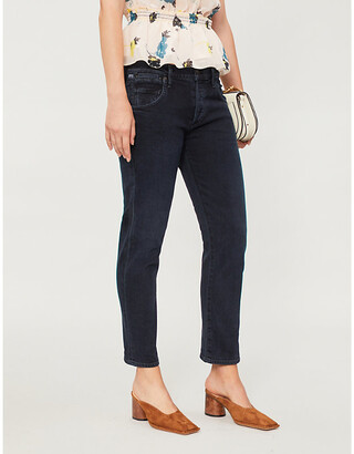 Citizens of Humanity Emerson straight mid-rise jeans