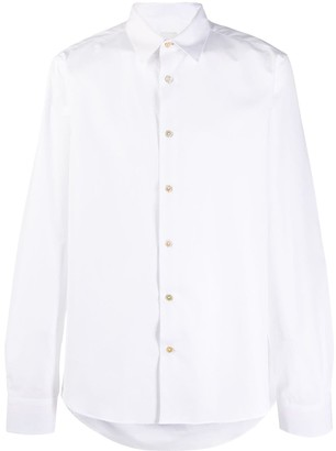 Paul Smith Pointed Collar Shirt