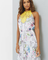 Ted Baker Passion Flower maxi dress