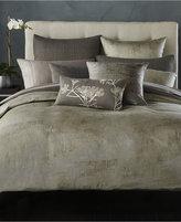 Donna Karan Home Silver California King Bedskirt