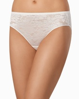 Soma Intimates Floral Lace Hipster