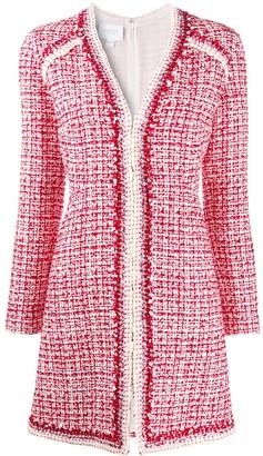 Giambattista Valli Tweed Mini Dress