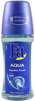 Fa Aqua Glass Anti-Perspirant Roll-On by 50ml Roll On)