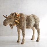 Pier 1 Imports Teddy the Large Standing Natural Moose