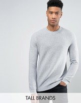 Ted Baker Tall Crew Neck Jumper