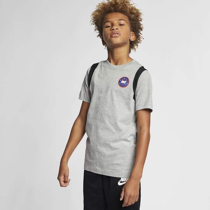 cea82735c3 Big Kids' (Boys') T-Shirt Sportswear