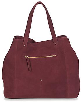 Petite Mendigote STAN women's Shoulder Bag in Purple