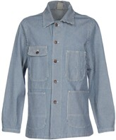(+) People + PEOPLE Denim outerwear - Item 49267505