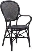 Sika Design A/S Rossini Indoor Bistro Armchair - Black
