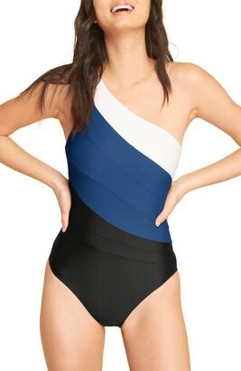 Summersalt The Sidestroke One-Piece Swimsuit