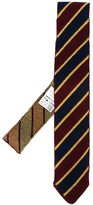 Lardini striped neck tie