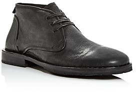 John Varvatos Men's Portland Leather Chukka Boots