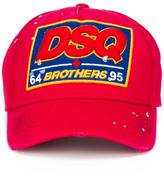 DSQUARED2 Brothers baseball cap - men - Cotton - One Size