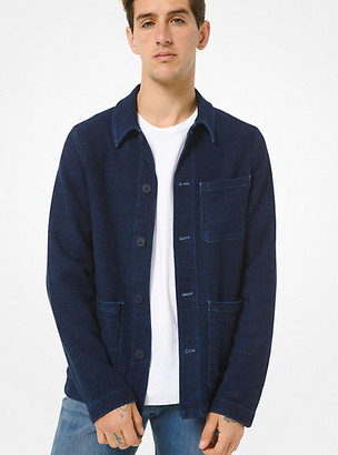 Michael Kors Denim Trucker Jacket
