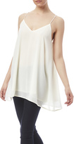 Umgee USA Cream Flowy Cami