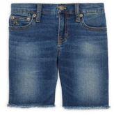 Ralph Lauren Toddler's, Little Girl's & Girl's Cut-Off Shorts