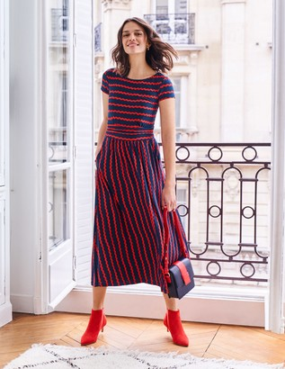 Faye Jersey Midi Dress