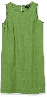Ronni Nicole Women's Linen Sheath
