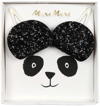 Meri Meri Hair Clip Panda Ears