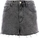 Topshop MOTO Acid Mom Shorts